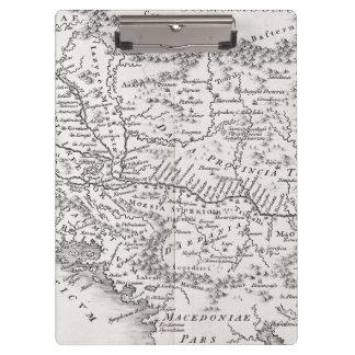 MAP: PANNONIA CLIPBOARD