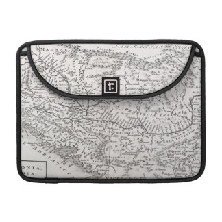 MAP: PANNONIA SLEEVE FOR MacBook PRO