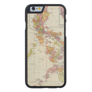 MAP: PHILIPPINES, 1905 CARVED® MAPLE iPhone 6 CASE