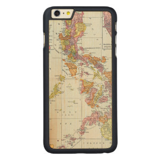 MAP: PHILIPPINES, 1905 CARVED® MAPLE iPhone 6 PLUS CASE
