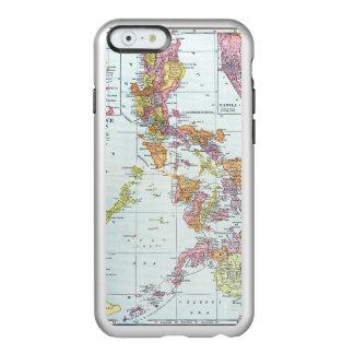 MAP: PHILIPPINES, 1905 INCIPIO FEATHER® SHINE iPhone 6 CASE