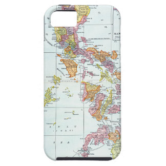 MAP: PHILIPPINES, 1905 iPhone 5 COVER
