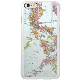 MAP: PHILIPPINES, 1905 iPhone 6 PLUS CASE