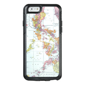 MAP: PHILIPPINES, 1905 OtterBox iPhone 6/6S CASE