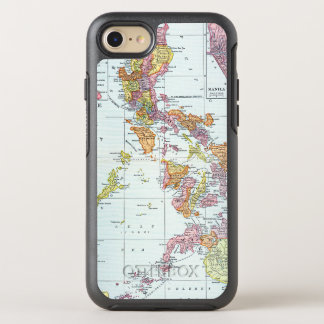 MAP: PHILIPPINES, 1905 OtterBox SYMMETRY iPhone 8/7 CASE