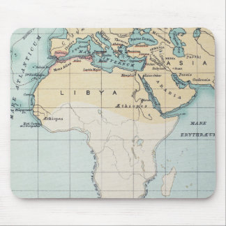 MAP: PHOENICIAN EMPIRE MOUSE PAD