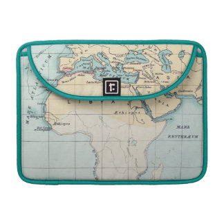 MAP: PHOENICIAN EMPIRE SLEEVE FOR MacBook PRO