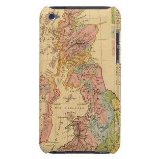 Map physical and mineralogical barely there iPod cover