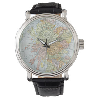 MAP: SCOTLAND WATCHES