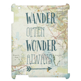 Map Sentiments Case For The iPad