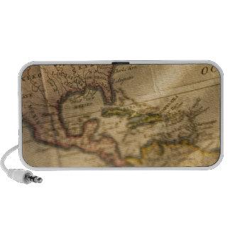 Map Travel Speakers