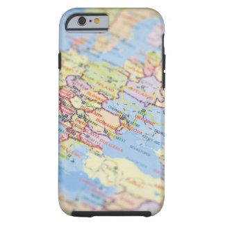 Map Tough iPhone 6 Case