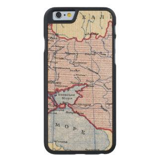 MAP: UKRAINE, c1906 Carved® Maple iPhone 6 Slim Case