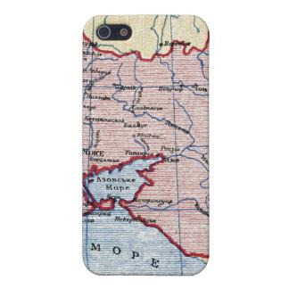 MAP: UKRAINE, c1906 Case For The iPhone 5