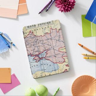 MAP: UKRAINE, c1906 iPad Air Cover
