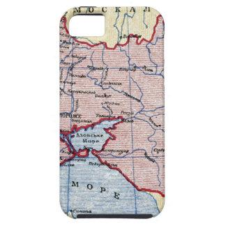 MAP: UKRAINE, c1906 iPhone 5 Cover