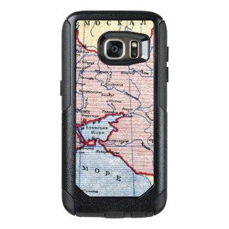 MAP: UKRAINE, c1906 OtterBox Samsung Galaxy S7 Case