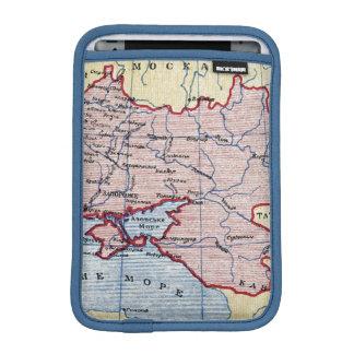 MAP: UKRAINE, c1906 Sleeve For iPad Mini