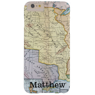 Map: US Expansion, 1905 Barely There iPhone 6 Plus Case