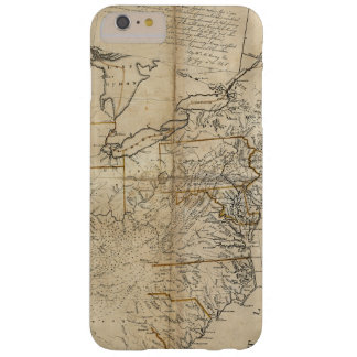 MAP: USA, 1783 BARELY THERE iPhone 6 PLUS CASE