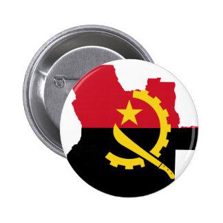 Mapa Angola Boton