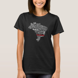 Mapa do Mundo T-Shirt