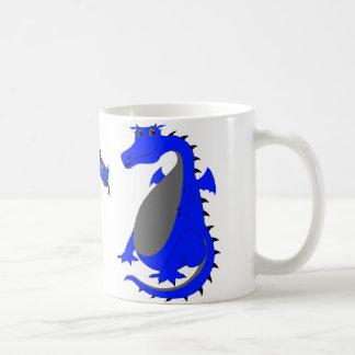 Maple Dale School Dragon Mug