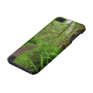 Maple Glade trail, ferns and moss covered iPod Touch 5G Cover