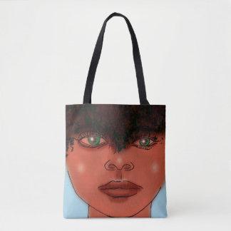 Maple Hair Tote Bag