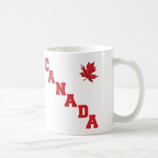 Maple Leaf Canada Coffee Mug