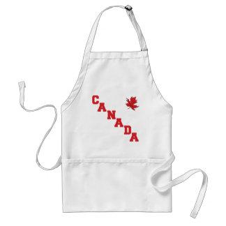 Maple Leaf Canada Standard Apron