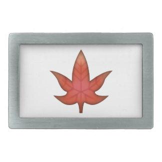 Maple Leaf - Emoji Belt Buckle