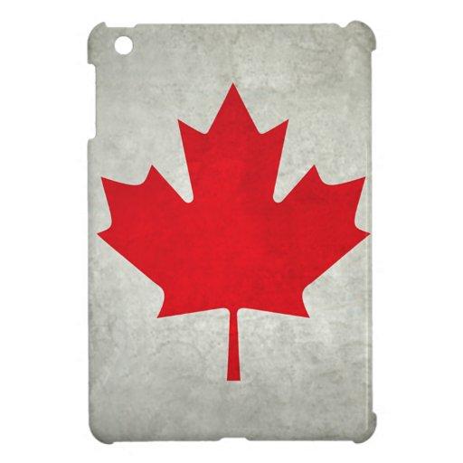 Maple Leaf iPad Mini Hard Case iPad Mini Cases