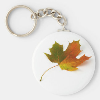 Maple Leaf Keychain