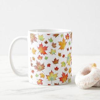 Maple Leaf Mug - Customizable!