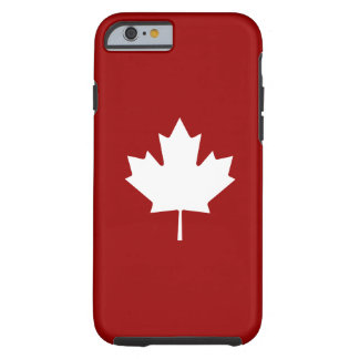 Maple Leaf Pictogram iPhone 6 Case