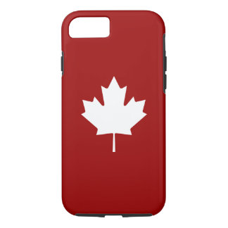 Maple Leaf Pictogram iPhone 7 Case