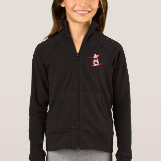 Maple Leaf SNOWBOARDER (blk) Jacket