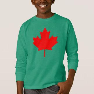 Maple Leaf symbol T-shirt