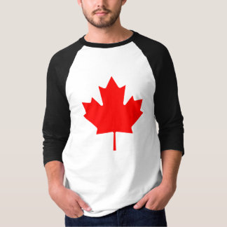 Maple Leaf symbol T-Shirt