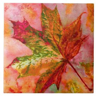 Maple Leaf Tile. Tile