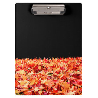 Maple Leaves Clipboard