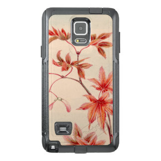 Maple leaves (Vintage Japanese print) OtterBox Samsung Note 4 Case