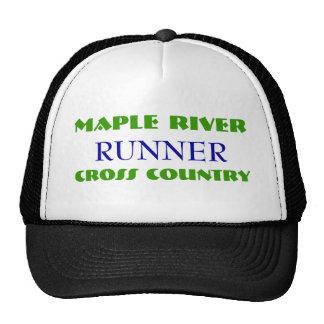 Maple River, Cross Country, RUNNER Trucker Hat