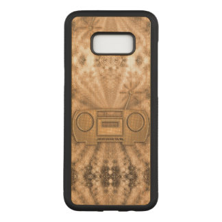 Maple Samsung Galaxy S8 Case - (Vintage Boom)