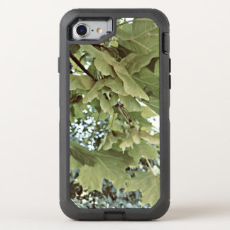 Maple seeds | OtterBox defender iPhone 8/7 case