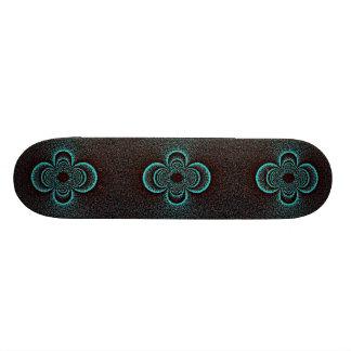 Maple Skateboard Deck with Unique Art