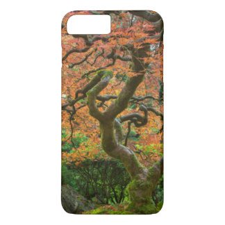 Maple Tree At The Japanese Gardens In Autumn iPhone 8 Plus/7 Plus Case