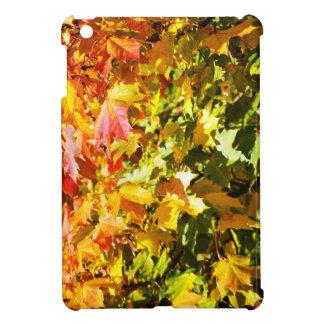 Maple tree in autumn case for the iPad mini