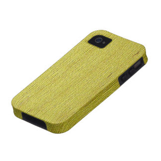 Maple Wood Grain Vibe iPhone 4 Cover